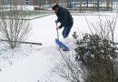 Vanaf zaterdagmiddag kans(je) op een witte wereld in Drenthe