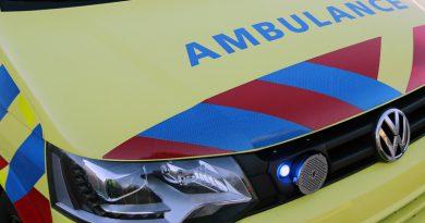 Fietser licht gewond na aanrijding in Hoogeveen
