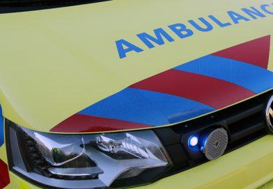 Man uit Noordscheschut gewond bij motorongeval