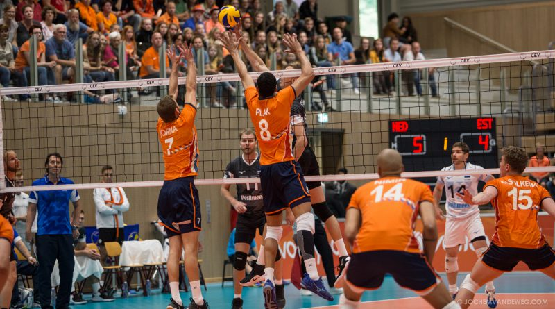 Volleybal Oranje