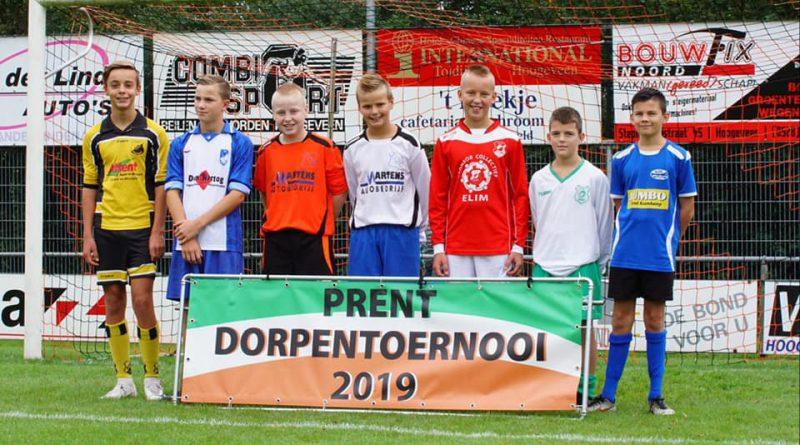 Lars Smidt wint eerste editie Prent Penaltybokaal.