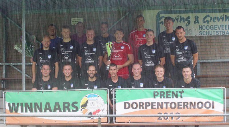 Noordscheschut winnaar 4e editie Prent Dorpentoernooi 2019