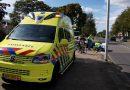 E-bikester gewond bij aanrijding