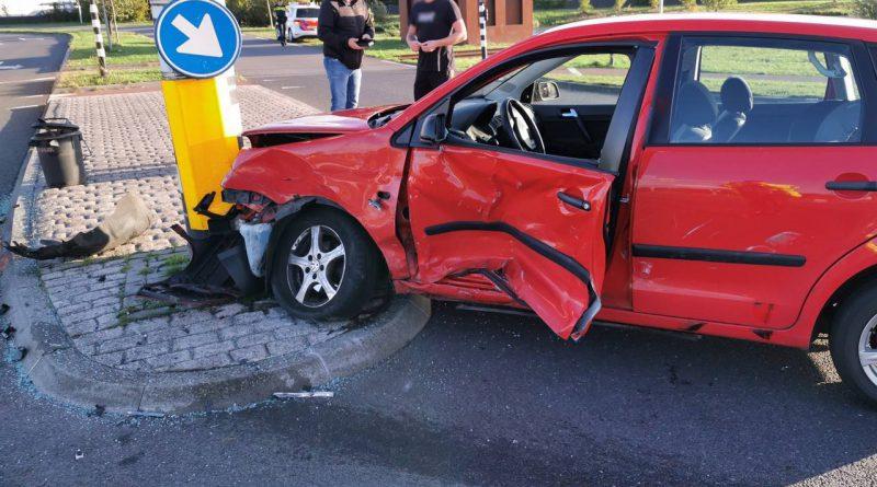 Meeste ongevallen in Hoogeveen op Buizerdlaan