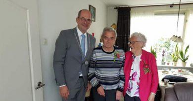 Echtpaar Bijl-Stevens 60 jaar getrouwd