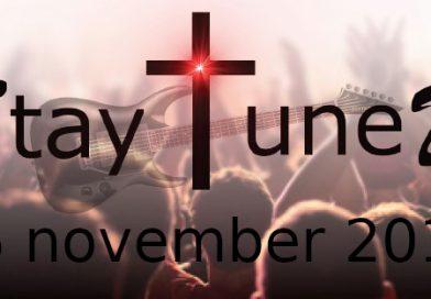 Christelijk rocken op het Stay Tuned festival
