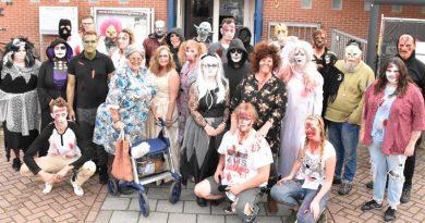 Geslaagde Halloween Spooktocht door buurtvereniging Westersluis