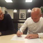 Hypotheekcentrum Hoogeveen en HAC'63 verlengen hoofdsponsorcontract