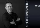 Henk Harders in het Podium