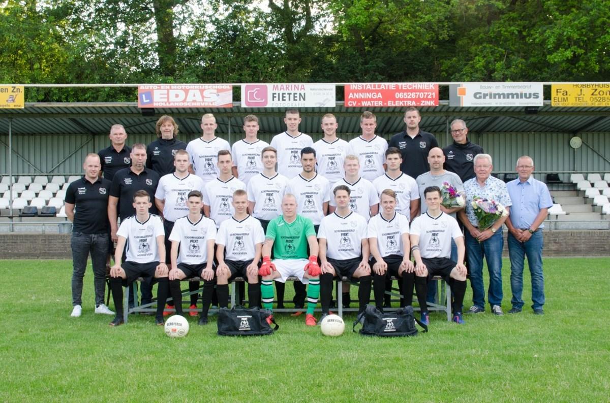 HODO uitgebekerd na ruime nederlaag tegen Staphorst 2 - Regionieuws Hoogeveen