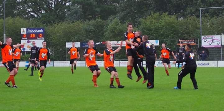 Hollandscheveld pakt punten in slotfase