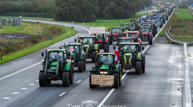 Provincie Drenthe trekt stikstof regeling in na boeren protest