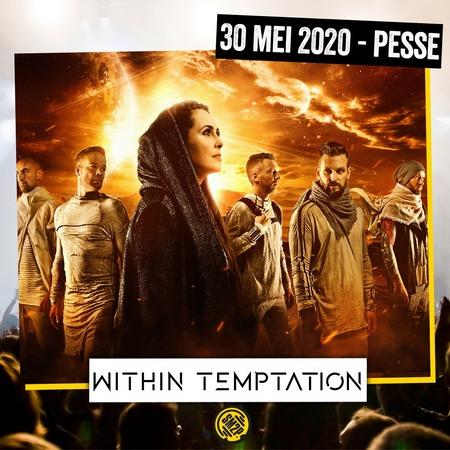 Within Temptation op Muziekfeest Pesse - Regionieuws Hoogeveen