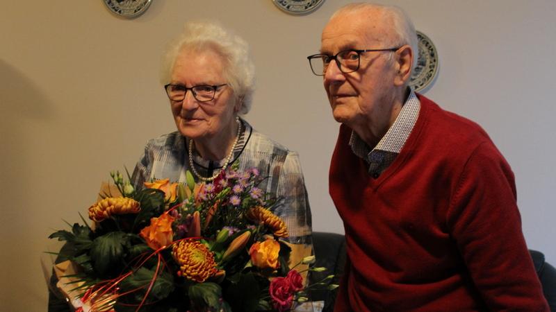 Echtpaar Benjamins 65 jaar getrouwd - Regionieuws Hoogeveen