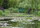 Bordje Cultuur: De sprookjesachtige tuinen van Monet