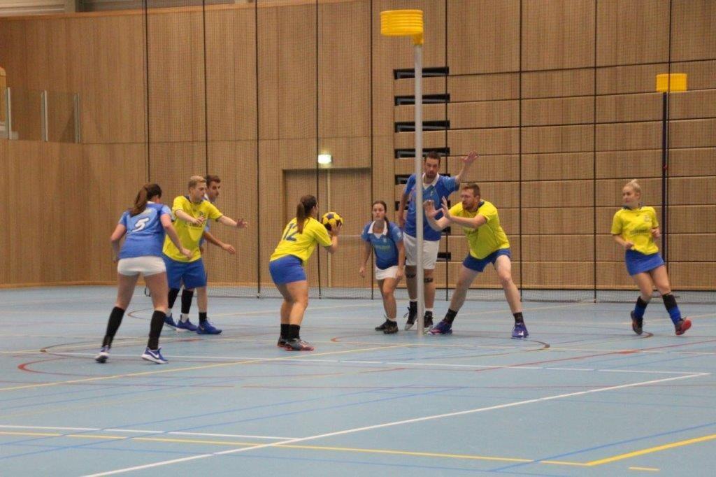 Twee gezuster korfbal cup zeer geslaagd - Regionieuws Hoogeveen