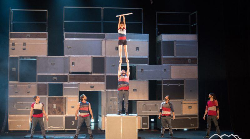 Flip FabriQue zet een weergaloze show neer in De Tamboer