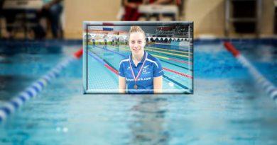 Zwemmen: Brons voor Mirthe Schenkel bij NJJK in Eindhoven
