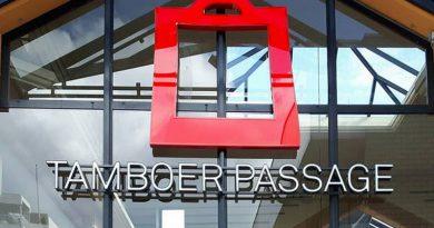 Overdekt winkelcentrum de Tamboerpassage te koop