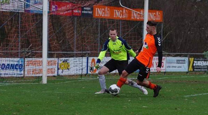 Spannend duel in de onderste  regionen Hollandscheveld