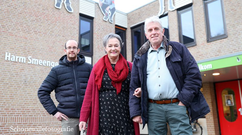 Docent Thijs Huizing mag gaan genieten van zijn pensioen
