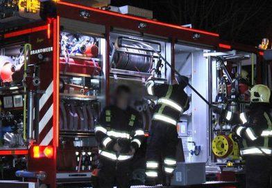 Brand achter dagbesteding in Hoogeveen