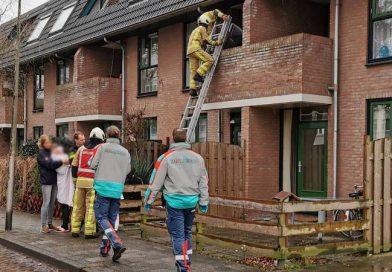 Geen gaslek maar aanslag bij brand Lomanlaan