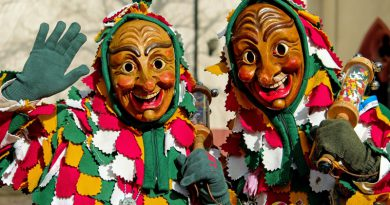Carnaval in het zuiden van de gemeente Hoogeveen