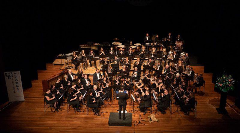 Nieuwjaarsconcert Hoogeveense Harmonie