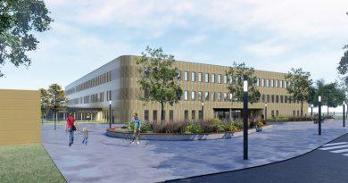 Kinderafdeling ziekehuis Hardenberg straks Vrouw & Kind