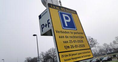 Dit weekend geen treinen tussen Hoogeveen en Groningen