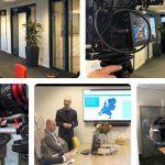 Hoogeveens bedrijf Taxiwerq in tv programma Barometer van RTL-Z