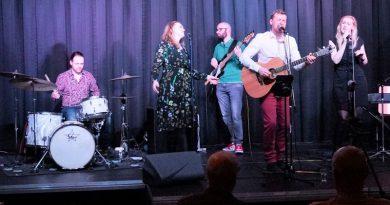 Redwoodclub presenteert debuutalbum in 'T Anker