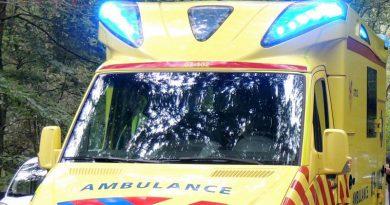 Gewonde bij ongeval in Hoogeveen