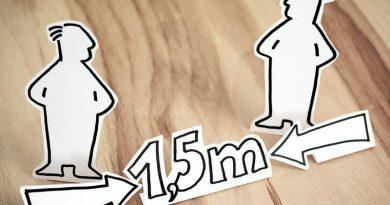 05-04-2020 RIVM: 'Social distancing' lijkt effect te hebben