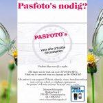 Extra openingstijden voor pasfoto's bij Schonewille Fotografie