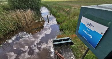 Waterschap geeft minder uit door corona en droogte