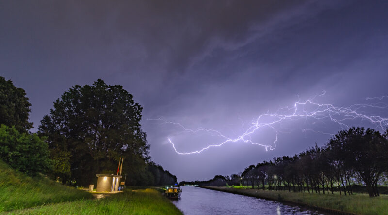 Onweer Mark Otten - CapturedByMark