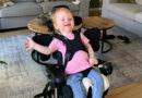 Wie doneert voor rolstoelbus voor Fenna
