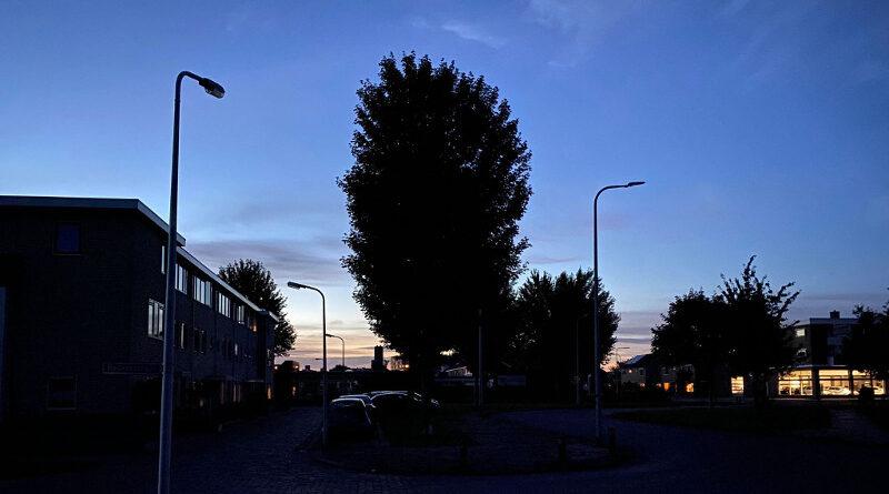 Geen straatverlichting in Hoogeveen en omstreken door storing