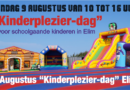 'Kinderplezier-dag' in Elim
