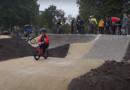 Fietscrossbaan in het Steenbergerpark geopend (video)