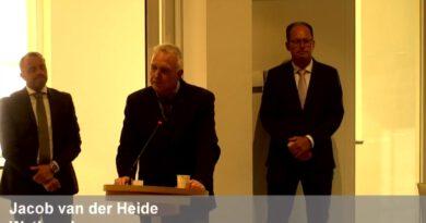Wethouder Jacob van der Heide dient ontslag in – de raad besluit om twee verkenners aan te stellen