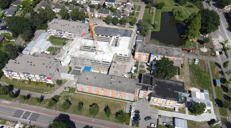 Hoogste punt nieuwbouw de Westerkim