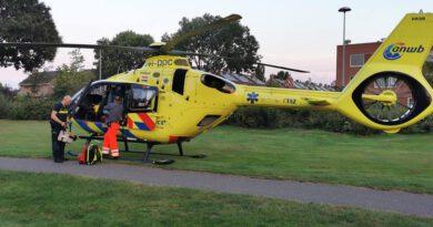 MMT ter assistentie na eerder ongeval
