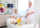 Verpleegkundigen, verloskundigen, gynaecologen en zwangeren blij met bevalbad bij Treant