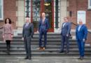 Vier nieuwe wethouders in zakencollege Gemeenteraad Hoogeveen