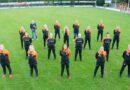 Martijn Kuik installatie techniek zet dames 1 Hollandscheveld in het nieuw