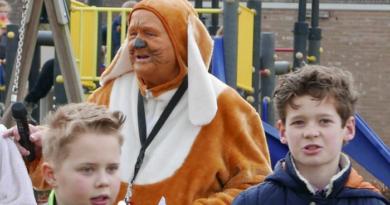 Nieuw bestuur voor Speeltuin Kindervreugd