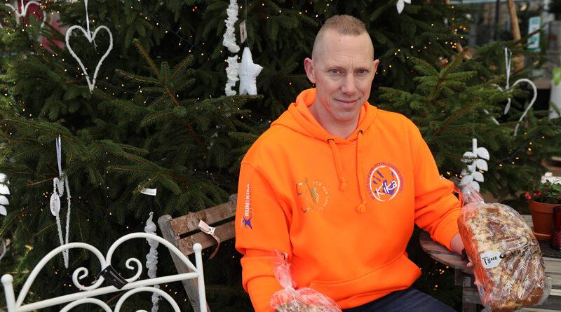 Kika kerststollen actie in Hoogeveen